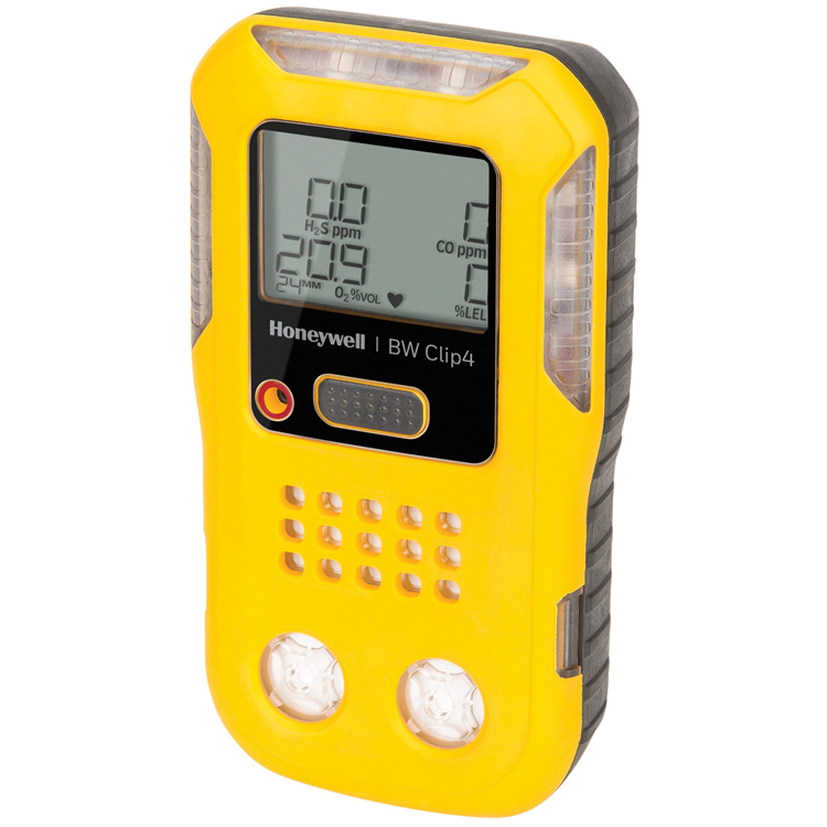 BWClip4_MultiGas_Detection_BWTechnologies_ElectrogasMonitors