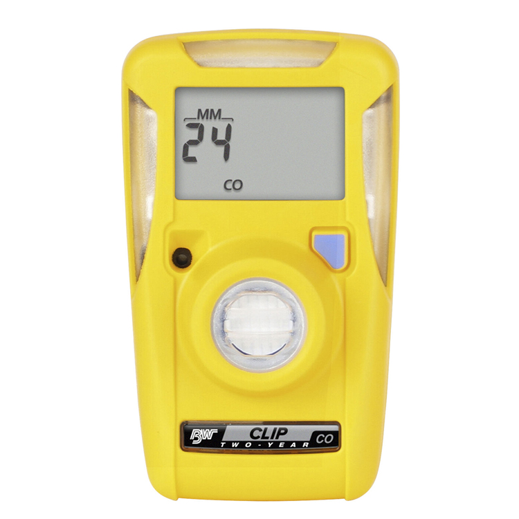 BW_Clip_Series_CO_24month_Single_Gas_Detection_BW_Technologies_ElectrogasMonitors