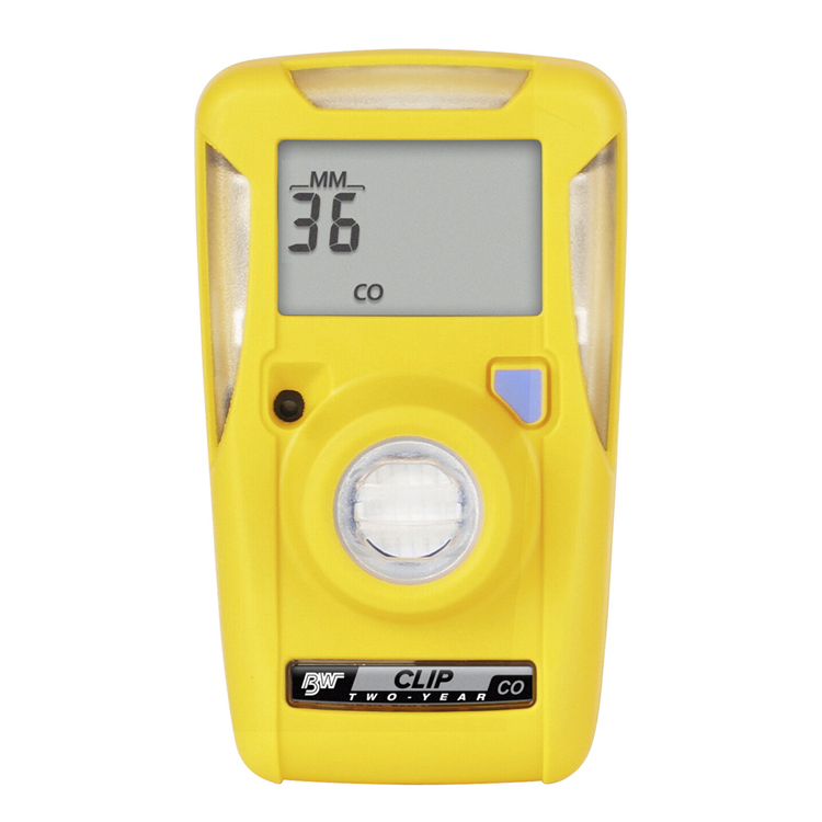 BW_Clip_Series_CO_36month_Single_Gas_Detection_BW_Technologies_ElectrogasMonitors