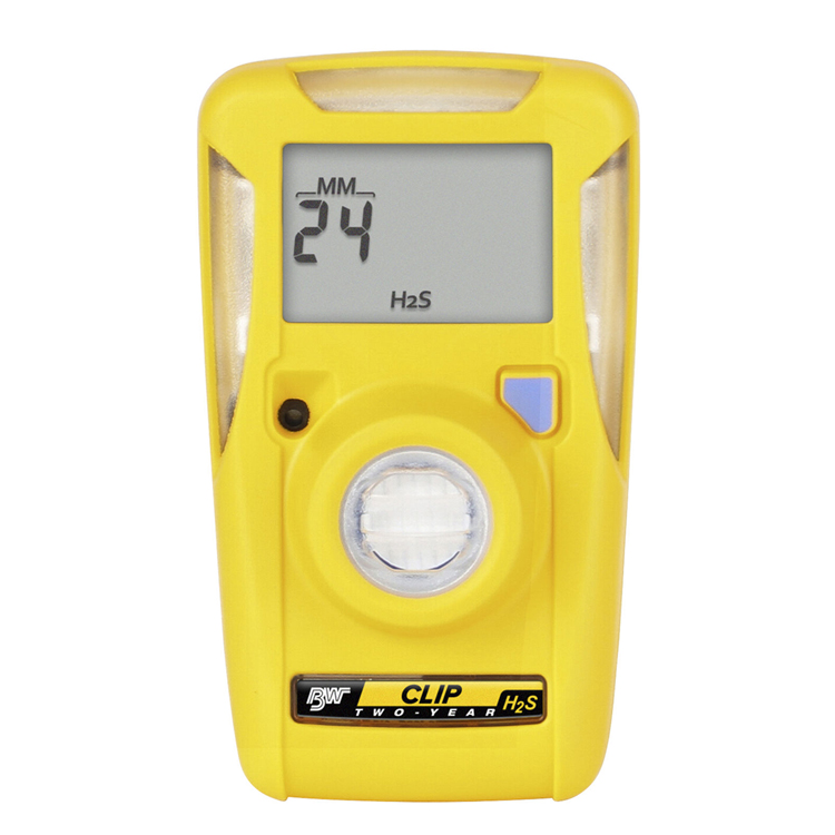 BW_Clip_Series_H2S_24month_Single_Gas_Detection_BW_Technologies_ElectrogasMonitors