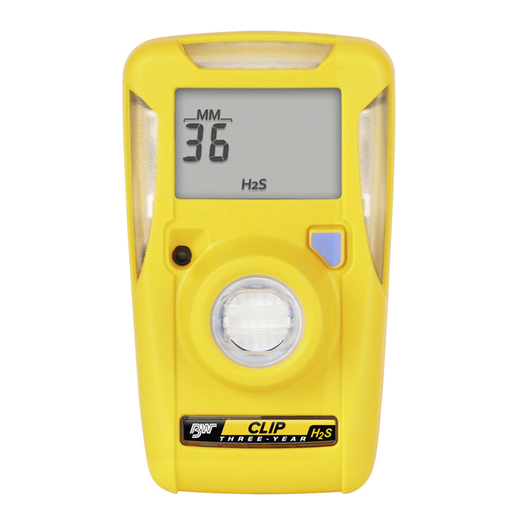 BW_Clip_Series_H2S_36month_Single_Gas_Detection_BW_Technologies_ElectrogasMonitors