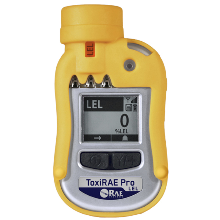 ToxiRAE_Pro_LEL_Single_Gas_RAE_Systems_ElectrogasMonitors