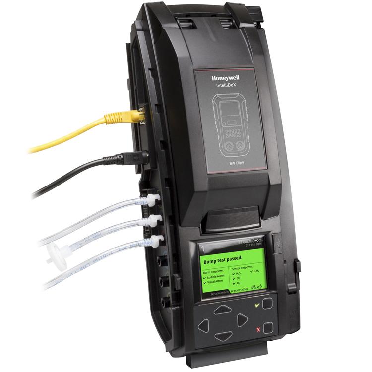 Docking_Station_Calibration_Equipment_IntelliDox1_BW_Technologies_ElectrogasMonitors