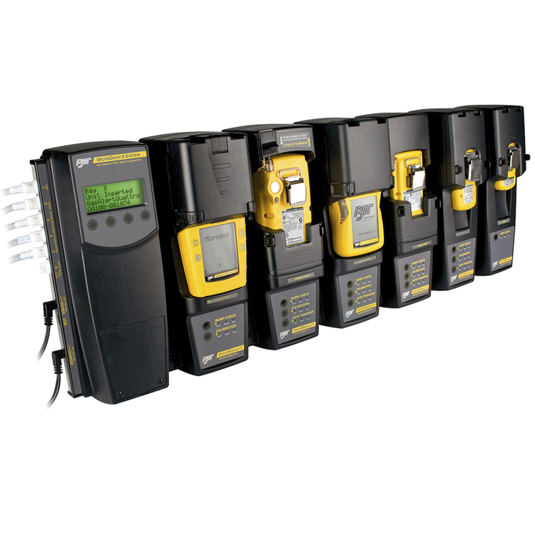 Docking_Station_Calibration_Equipment_MicroDockII_2_BW_Technologies_ElectrogasMonitors
