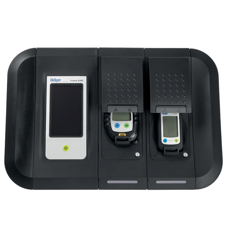 Docking_Station_Calibration_Equipment_X-Dock_Draeger_Safety_ElectrogasMonitors