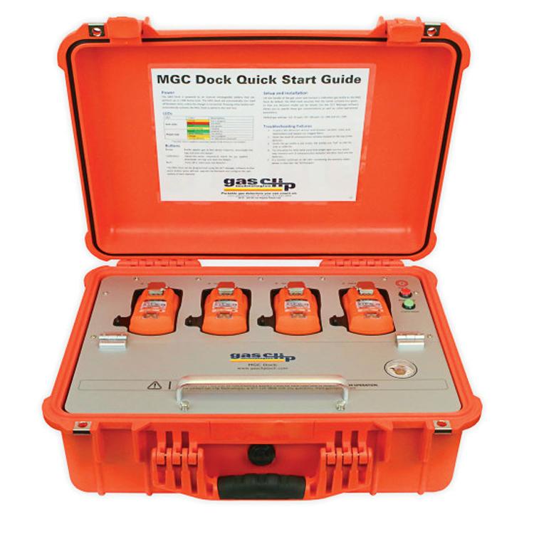 MGC_Dock_1_Calibration_Equipment_GasClipTechnologies_ElectrogasMonitors