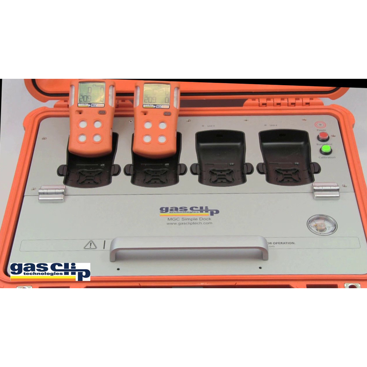 MGC_Simple_Dock_1_Calibration_Equipment_GasClipTechnologies_ElectrogasMonitors