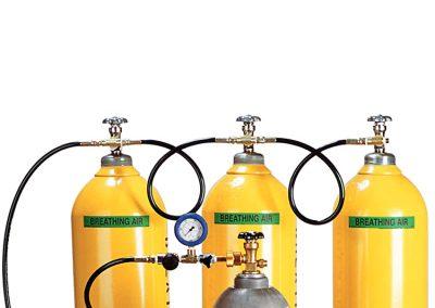 Cascade Cylinder Fill Assemblies