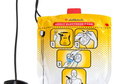 Adult Defibrillation Pads Package DDP-2001