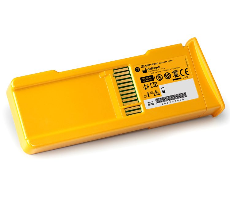Seven-Year Replacement Battery Pack DCF-210