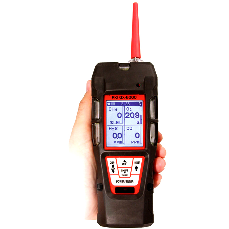 GX_6000_3_Multi_Gas_Detection_Speciality_Gas_Detection_RKI_Instruments_ElectrogasMonitors