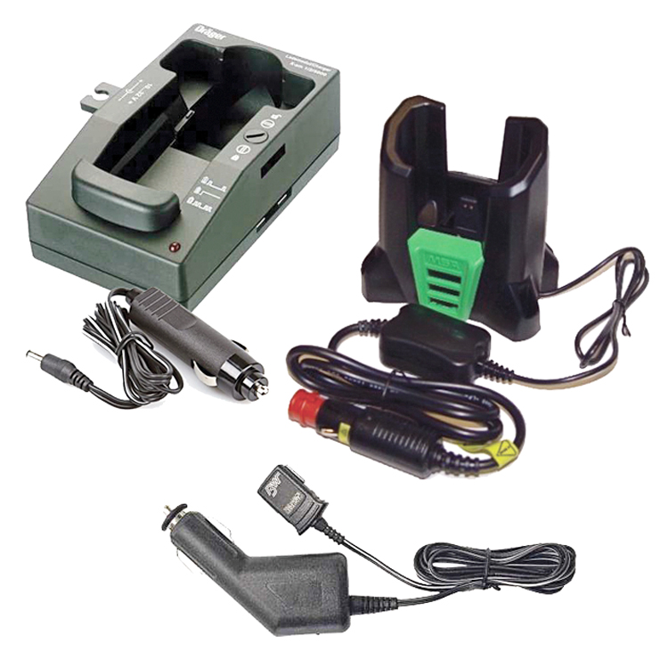 Gas_Detection_Accessories_12V_Vehicle_Charges_ElectrogasMonitors
