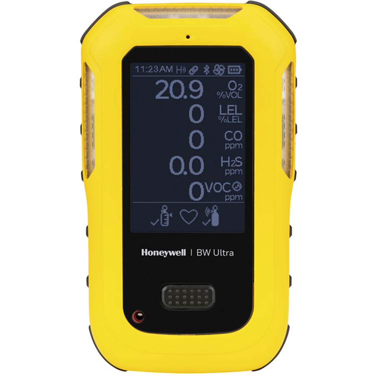 chaussures de sport 887b1 08e90 Specialty Gas Detection | Honeywell BW Ultra | BW ...