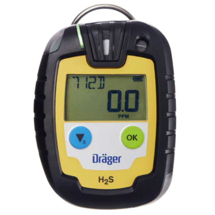 Pac6000_H2S_Single_Gas_Detection_Draeger_Safety_ElectrogasMonitors