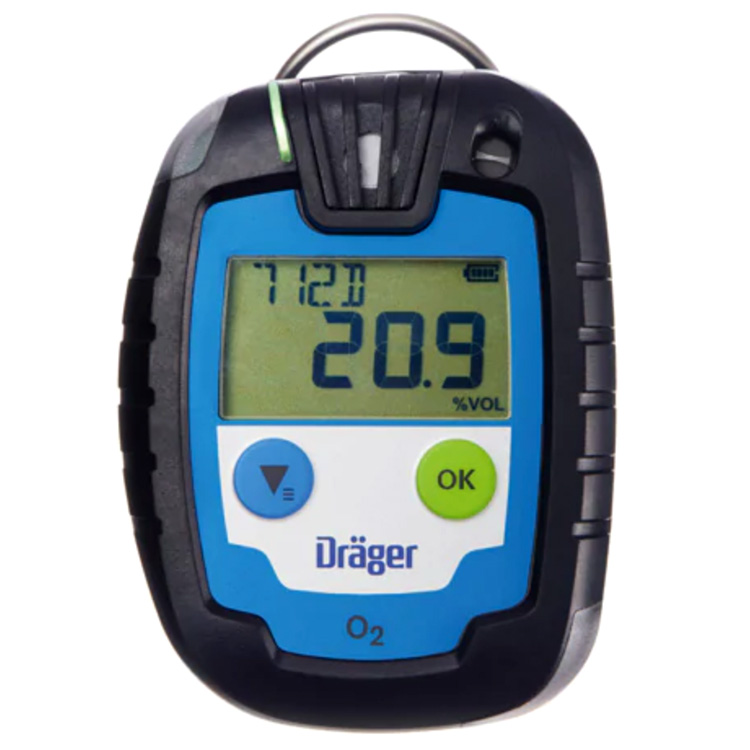 Pac6000_O2_Single_Gas_Detection_Draeger_Safety_ElectrogasMonitors