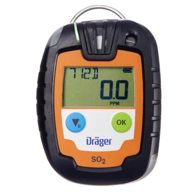 Pac6000_SO2_Single_Gas_Detection_Draeger_Safety_ElectrogasMonitors