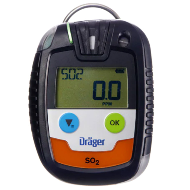 Pac6500_SO2_Single_Gas_Detection_Draeger_Safety_ElectrogasMonitors