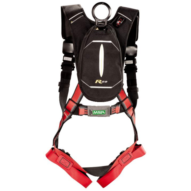 Latchway Personal Rescue Device - MSA Safety - Electrogas Monitors Ltd.