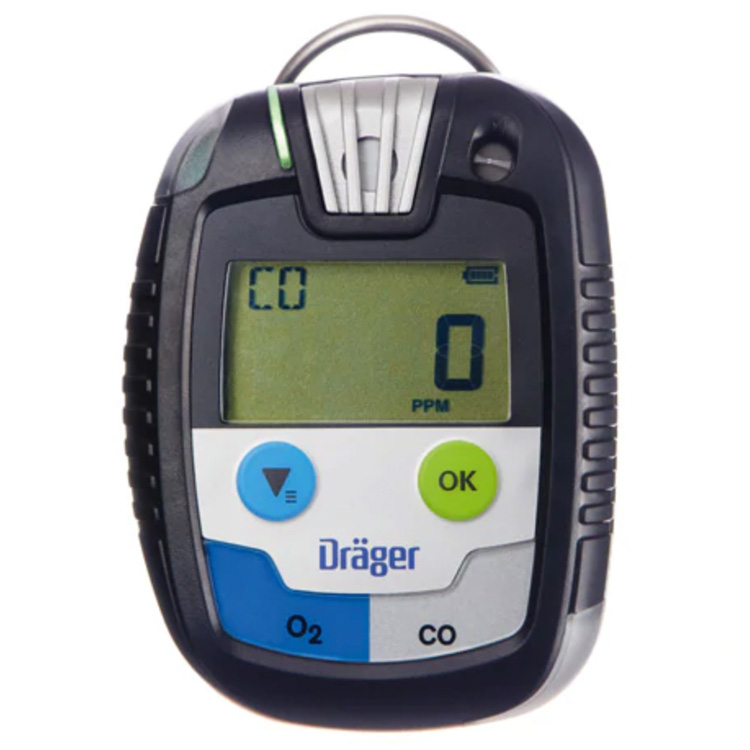 PAC 8500 - Single/Dual Gas Detection - Dräger Safety - Electrogas Monitors
