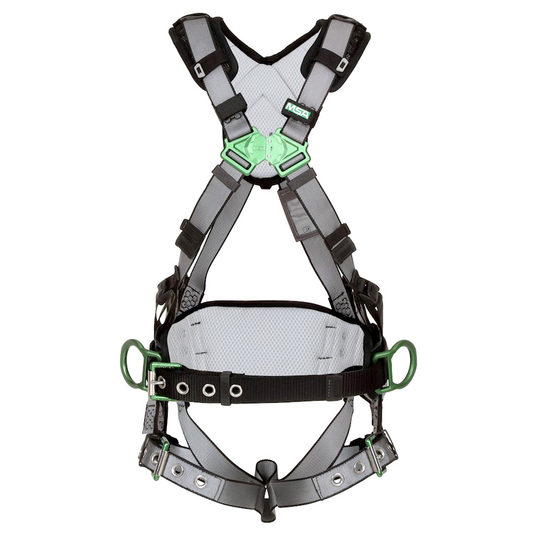 V-FIT_Safety_Harnesses_Fall_Protection_MSA_Safety_Electrogas