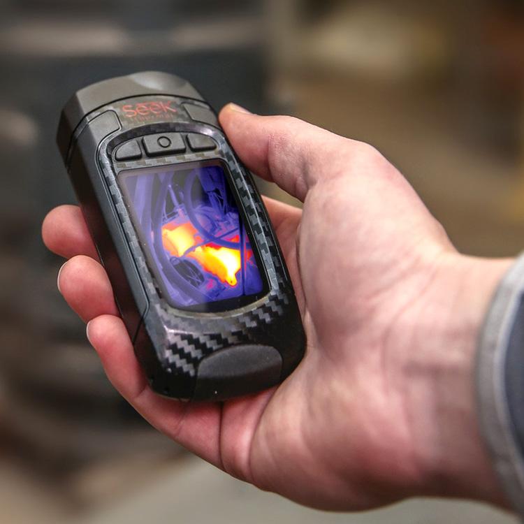 RevealPRO - Thermal Imagining Camera - Seek Thermal - Electrogas Monitors Ltd.