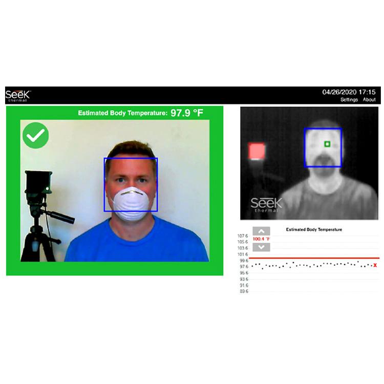 Seek Scan - Thermal Imagining Camera - Seek Thermal - Electrogas Monitors Ltd.