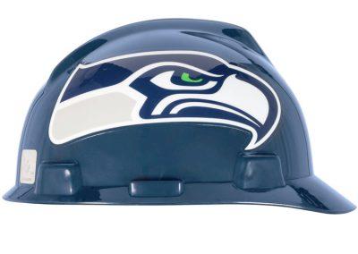 Officially Licensed NFL V-Gard® Hard Hats