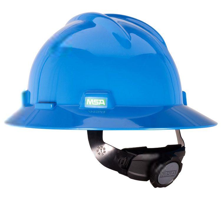 V-Gard® Full Brim Hard Hats