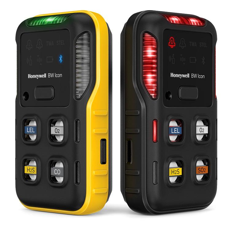 BW™ Icon - Multi-Gas Detection - Honeywell Analytics - Electrogas