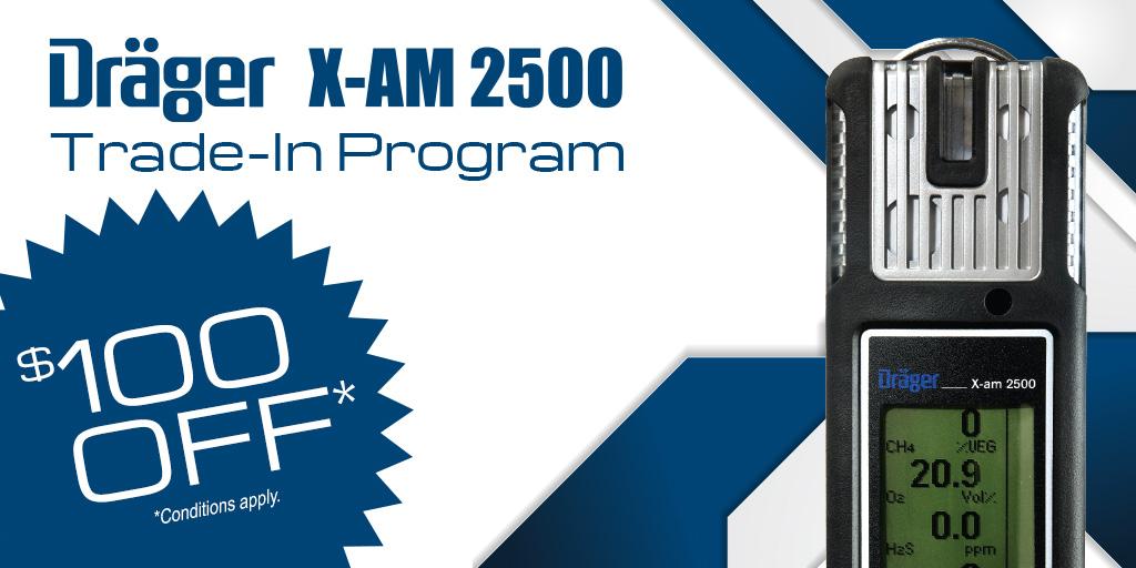 XAM-2500 Trade-In
